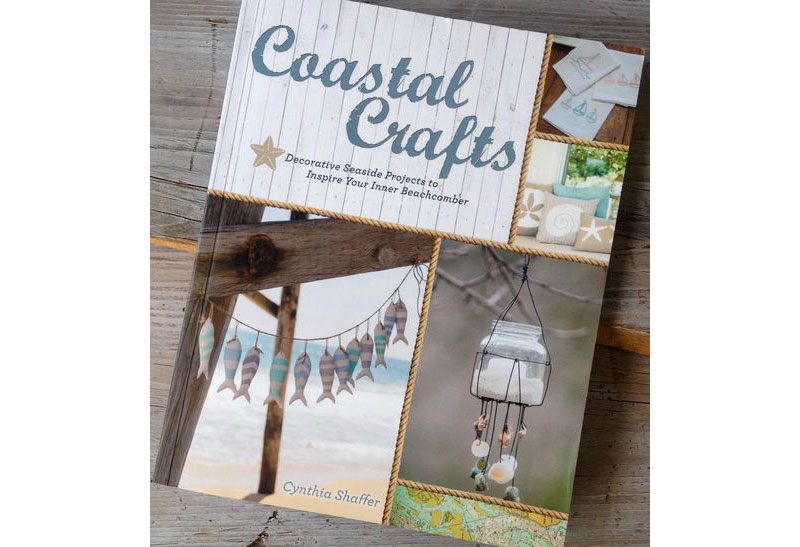Coastal Crafts book by Cynthia Shaffer