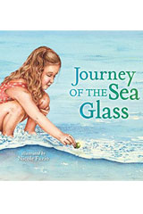Journey of the Sea Glass by Nicole Fazio