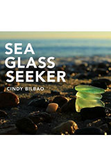 Sea Glass Seeker by Cindy Bilbao